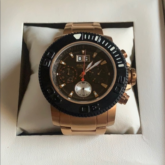 Magnum Men's Watch